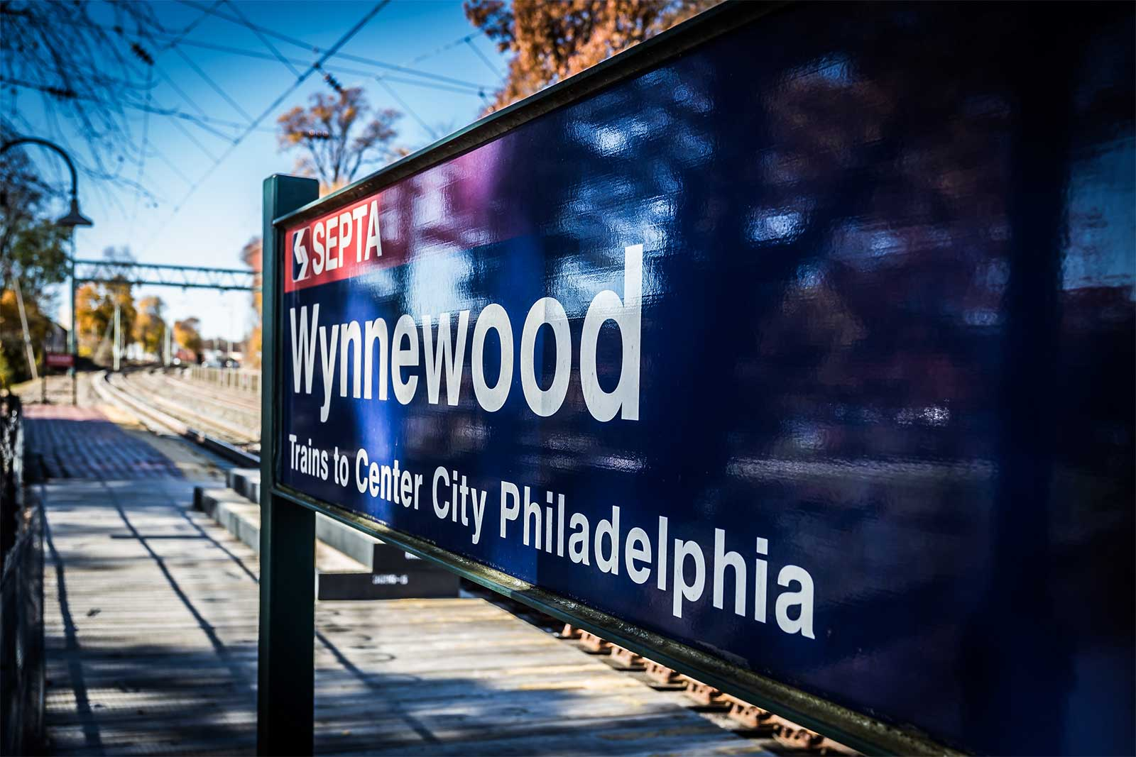 wynnewood-station-sign