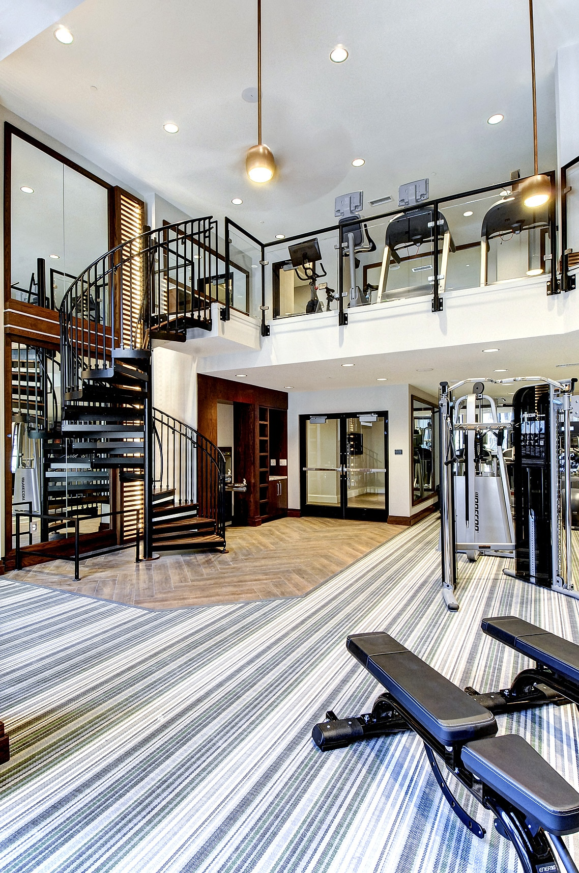 fitness center-Maybrook luxury apartments on main line_DSC2304_6_8 web