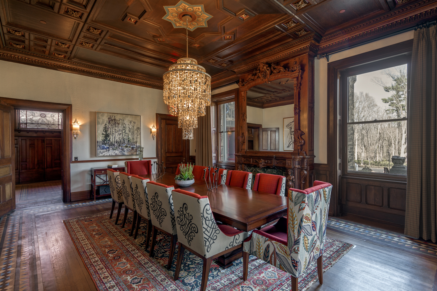Maybrook Mansion - Dining Room